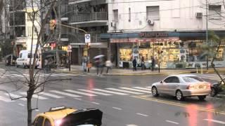 Buenos Aires Timelapse, Avenida Pueyrredón
