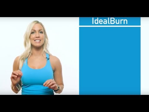 IdealBurn Fat Burner by IdealShape