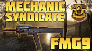 Mechanic Syndicate Assignment - FMG9 Sub-Machine Gun - Battlefield Hardline Overview/Review