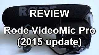 We take a quick look at Rode's update to their hugely successful Videomic Pro on-board shotgun microphone. The new version (labelled Videomic Pro R) features an updated capsule plus the Rycote Lyre suspension system to minimise handling noise.If you'd like to buy any of the microphones after watching this video, please do via our Amazon links as a small commission from these helps us keep the reviews coming.New Rode VideoMic Pro: http://amzn.to/1Ty7Zz5Original Rode VideoMic Pro: http://amzn.to/1BcB0tAMusic used with full permission of the performers, the Steamboat Jazz Band from Kent, UK.Published by www.tubeshooter.co.ukwww.twitter.com/tubeshootermagwww.facebook.com/tubeshootermag