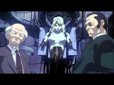 Ghost in the Shell (1995) My favourite scene