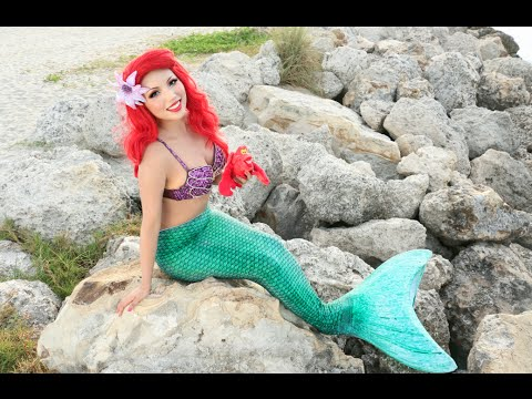 Video Disney's Little Mermaid Makeup Tutorial !!! download in MP3, 3GP, MP4, WEBM, AVI, FLV January 2017