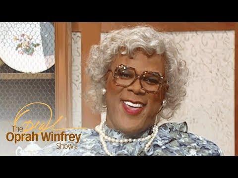 Oprah Interviews Tyler Perry's Madea   The Oprah Winfrey Show   Oprah Winfrey Network