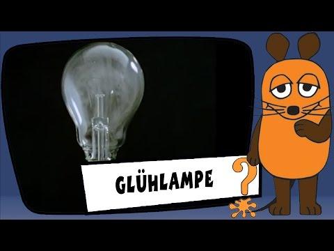 Wie wird eine Glühlampe hergestellt? - Sachgeschichten mit Armin Maiwald