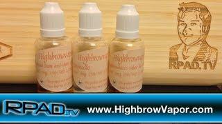 Highbrow Vapor