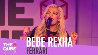 Bebe Rexha - 'Ferrari' (live in the Qube)