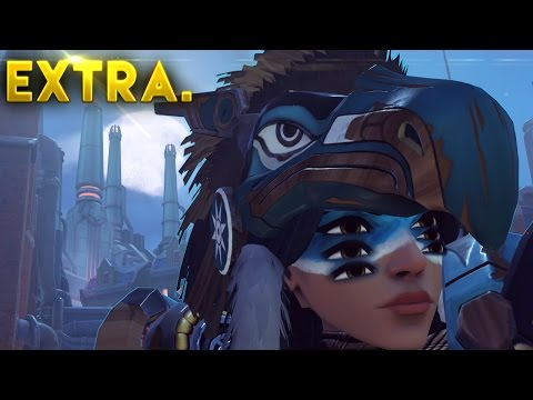 OVERWATCH Daily EXTRA Moments (видео)