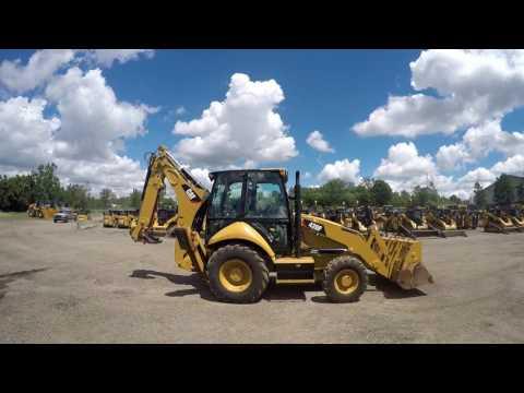 CATERPILLAR RETROEXCAVADORAS CARGADORAS 420FST equipment video YZbIGitbpnA