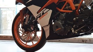5. 2017 KTM RC390 Walkaround, Price, Specification, Sound