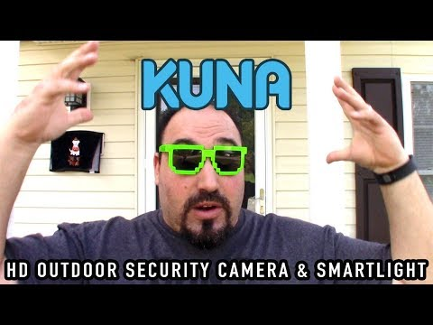 Video Kuna the out door camera light that works with alexa download in MP3, 3GP, MP4, WEBM, AVI, FLV January 2017