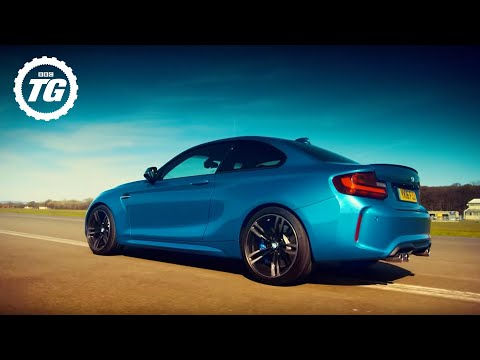 Chris Harris Tests The BMW M2 - Top Gear: Series 23 - BBC (видео)