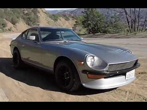 1972 Datsun 240Z – (Snake) One Take