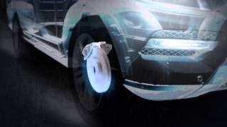 Mercedes-Benz Adaptive Braking Technology and Hill-Start Assist