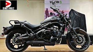 9. 2018 Kawasaki Vulcan S Unboxing, Launch, All You Need to Know #DinosVlogs
