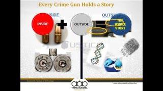 Webinar Series | Solving Gun Crimes – Extract and Analyze