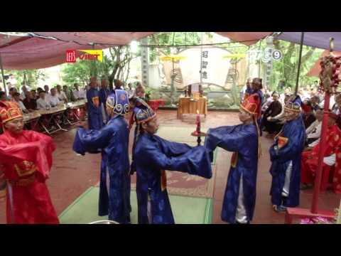 Lễ Hội Đình Làng Thôn Câu Tử - Xã Châu Sơn - Huyện Duy Tiên - Tỉnh Hà Nam - Năm 2016 -P2