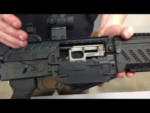 Fostech Origin-12 Mag-Fed Semi-Auto 12-Gauge Combat ...