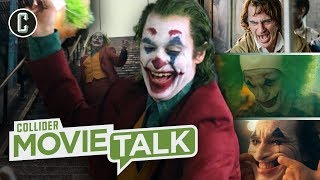 Joaquin Phoenix Reveals Inspiration Behind His Joker Laugh and It's Freaky - Movie Talk by Collider
