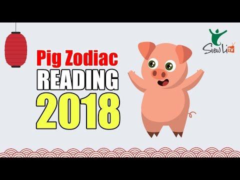 Pig Zodiac Reading 2018