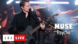 Muse - Psycho - Live du Grand Journal