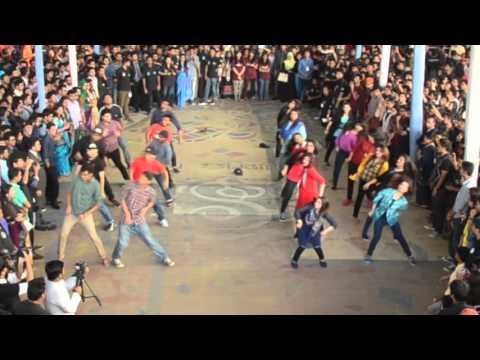 Video Flash-mob performance by NSU HR CLUB at Club Fair 2015 download in MP3, 3GP, MP4, WEBM, AVI, FLV January 2017