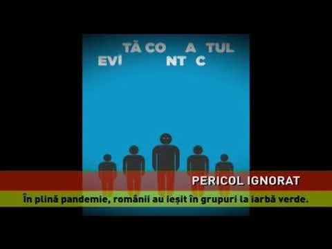 Românii, la iarbă verde în plină pandemie de coronavirus
