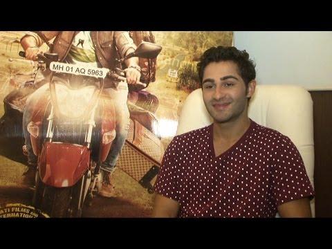 Interview With Armaan Jain For Movie Lekar Hum Deewana Dil