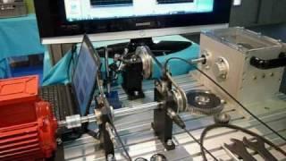 EQUIPO PT500 - Estudio de vibraciones en máquinas-