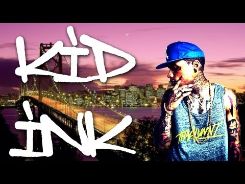 Kid Ink Marvel Mix [1 HOUR LONG] [HD]