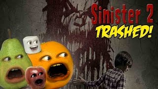 Annoying Orange   Sinister 2 Trailer Trashed