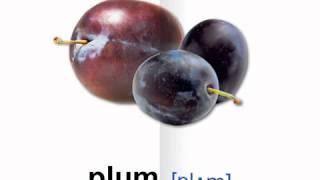 English Fruits Vocabulary(1)