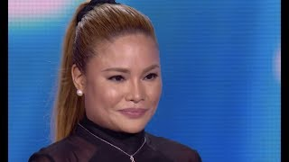 Video Filipino Loverine SHOCKS Everyone With Her Unbelievable Voice  | Six Chair Challenge | The X Factor MP3, 3GP, MP4, WEBM, AVI, FLV September 2018