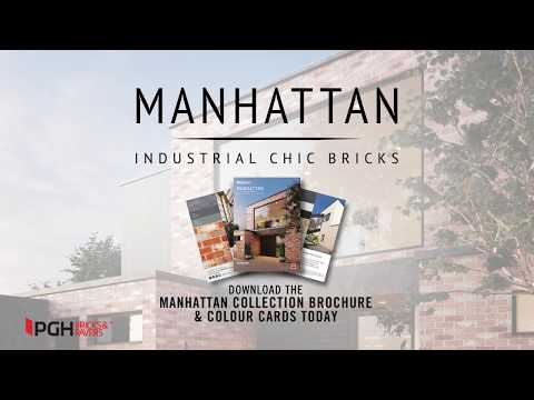 Manhattan Bricks - PGH Bricks and Pavers