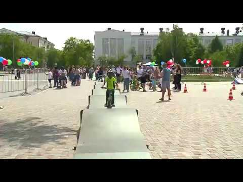 Тюменская арена. 16 июня
