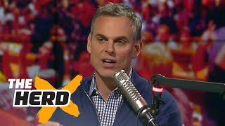 Blazin' 5: Colin's picks for NFL Week 7 | THE HERD by Colin Cowherd