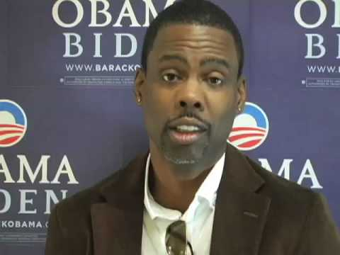 Chris Rock on Virginia Voting Rules