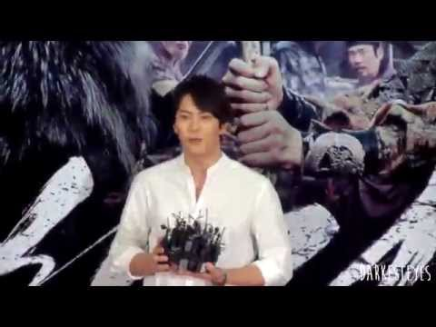 [Fancam] 140729 Joo Won At The Pirates VIP Premiere