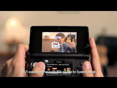 Bring your Pok�mon to life with Nintendo 3DS and Pokedex 3D! Video