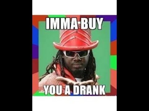 T-Pain BUY YOU A DRANK: Mandela Effect Or Not?