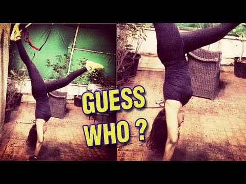 This Bollywood Actress Turns Action Girl | GUESS W