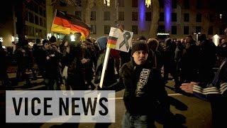 憎悪する欧州 ドイツ極右団体の躍進は急増する移民への怖れなのか