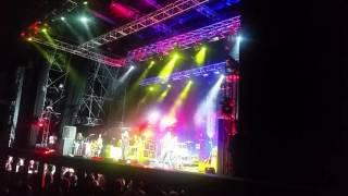 Istres France  city photos : Robert Plant concert à Istres France 4/07/2016