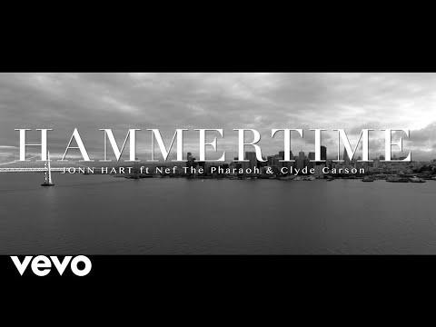 Jonn Hart Ft. Nef The Pharoah & Clyde Carson  - Hammertime