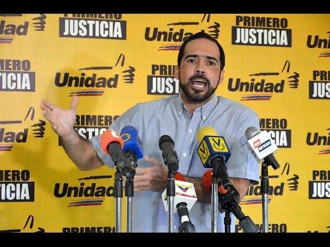 Edinson Ferrer: Los venezolanos le exigimos al CNE elecciones Ya
