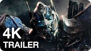 TRANSFORMERS 5 THE LAST KNIGHT Teaser Trailer 4K UHD (2017) Michael Bay Movie by New Trailers Buzz