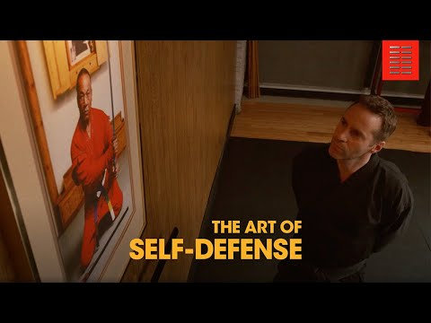 """THE ART OF SELF-DEFENSE 