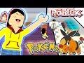 The Start Of New Pokemon Adventure  Roblox Pokemon Brick Bronze Ep1  Dollastic Plays
