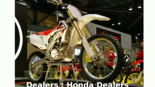 3. 2014 Honda CRF 230F  Top Speed superbike