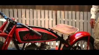 5. the 2015 Indian Scout