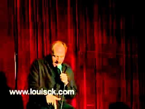 Louie C.K. - being broke